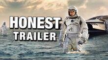 Honest trailer interstellar