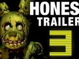 Honest Game Trailers - Five Nights at Freddy's 3