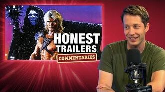 Honest Trailers Commentary - Masters of the Universe (1987)