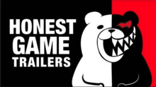 Honest game trailer danganronpa