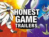 Honest Game Trailers - Pokemon Sun & Moon