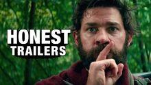 Honest trailer a quiet place