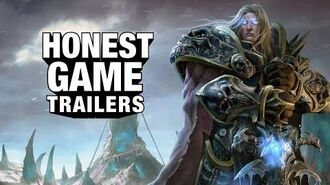 Honest Game Trailers - Warcraft 3 Reforged