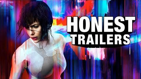 Honest Trailer - Ghost in the Shell (2017)
