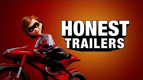 Honest Trailer - Incredibles 2