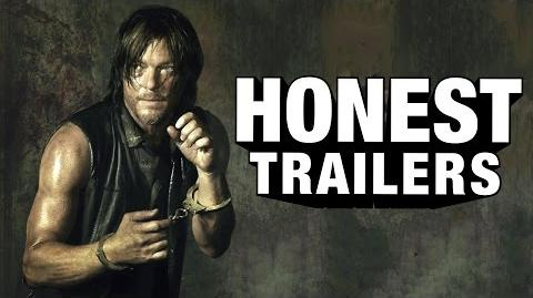 Honest Trailer - The Walking Dead: Seasons 4-6