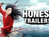 Honest Trailer - Mulan (2020)
