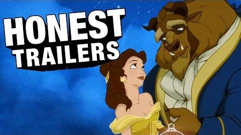 Honest Trailer - Beauty and the Beast (1991)