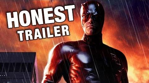 Honest Trailer - Daredevil (2003)