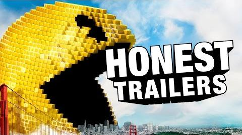 Honest Trailer - Pixels