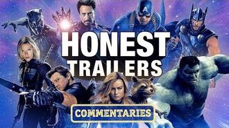 Honest Trailers Commentary - MCU
