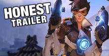 Honest game trailer overwatch
