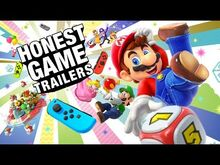 Honest game trailers mario party