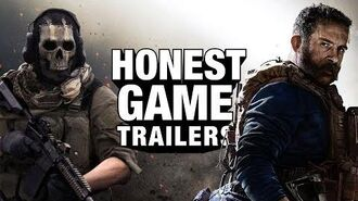 Honest Game Trailers - Call of Duty- Modern Warfare (2019)