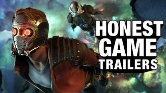 Guardians of the Galaxy- The Telltale Series (Honest Game Trailers)