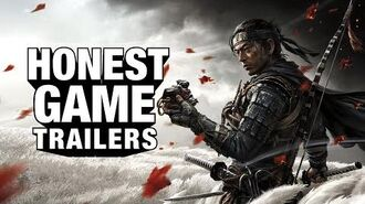 Honest Game Trailers Ghost of Tsushima