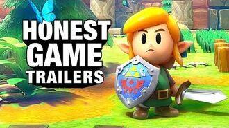 Honest Game Trailers Links Awakening