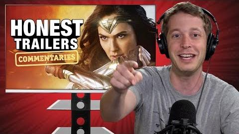 Honest Trailer Commentaries - Wonder Woman