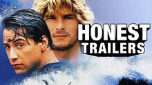 Honest trailer point break