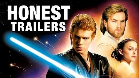 Honest Trailer - Star Wars: Episode II - Attack of the Clones