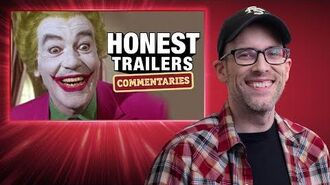 Honest Trailers Commentary - Batman- The Movie (1966)