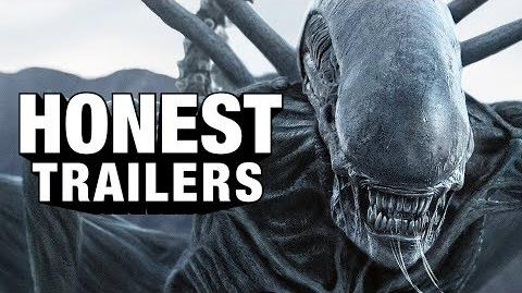 Honest Trailer - Alien: Covenant