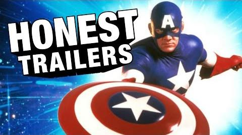 Honest Trailer - Captain America (1990)