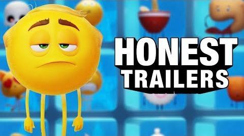 Honest Trailer - The Emoji Movie