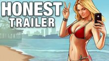 Honest game trailer grand theft auto v