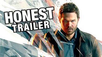 QUANTUM BREAK (Honest Game Trailers)