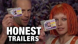 Honest Trailers The Fifth Element