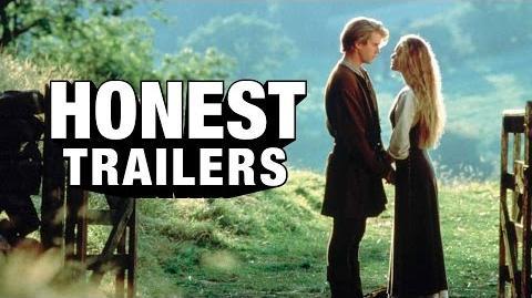 Honest Trailer - The Princess Bride