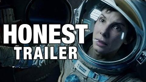 Honest Trailer - Gravity