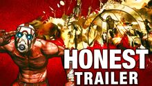 Honest game trailer borderlands