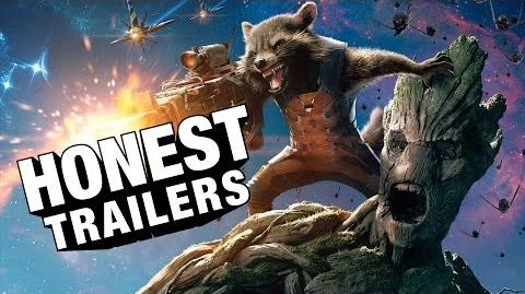 Honest Trailer - Guardians of the Galaxy
