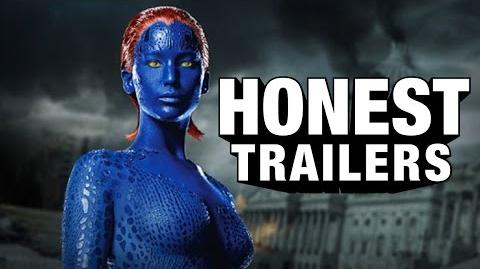 Honest Trailer - X-Men: Days of Future Past