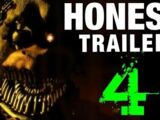 Honest Game Trailers - Five Nights at Freddy's 4