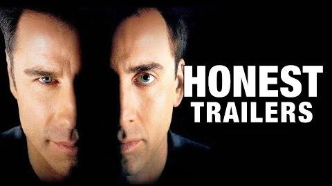 Honest Trailer - Face/Off