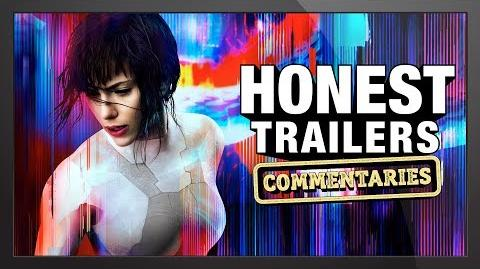 Honest Trailer Commentaries - Ghost In The Shell
