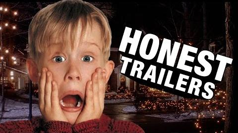 Honest Trailer - Home Alone