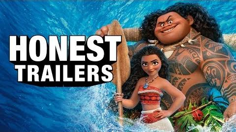 Honest Trailer - Moana