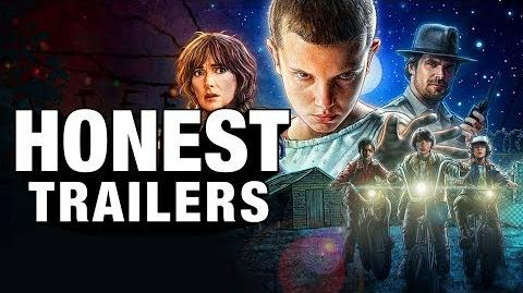 Honest Trailer - Stranger Things