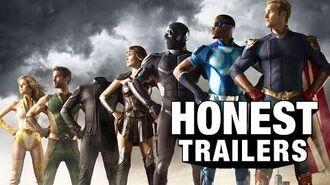 Honest Trailers The Boys