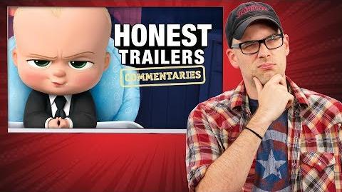 Honest Trailer Commentaries - The Boss Baby