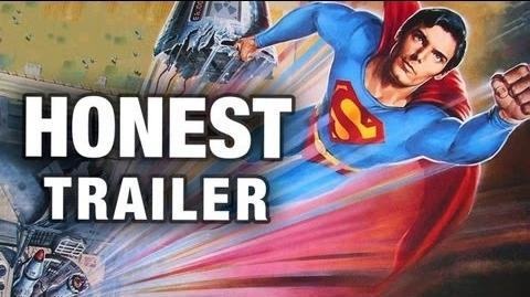 Honest Trailer - Superman IV: The Quest for Peace