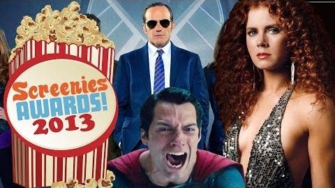 2013 Screenies Awards! - The Best & Worst in Movies & TV