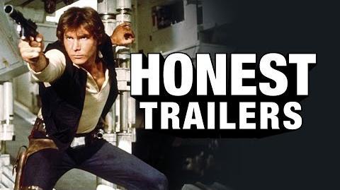 Honest Trailer - Star Wars