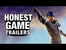 Honest game trailer fortnite