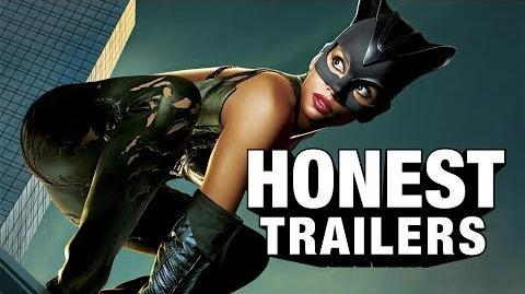 Honest Trailer - Catwoman