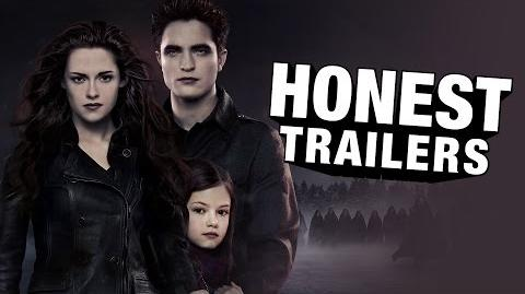 Honest Trailer - The Twilight Saga: Breaking Dawn